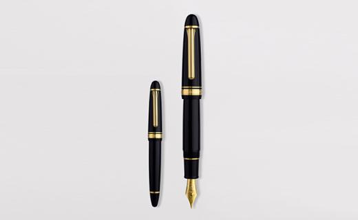 经典笔王Sailor长刀研,最适合汉字书写的钢笔