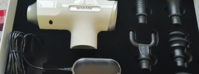 Marasil便携式深层肌肉按摩仪全能型按摩