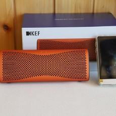 桌子震的我發麻,KEF MUO無線藍牙音箱開箱評測
