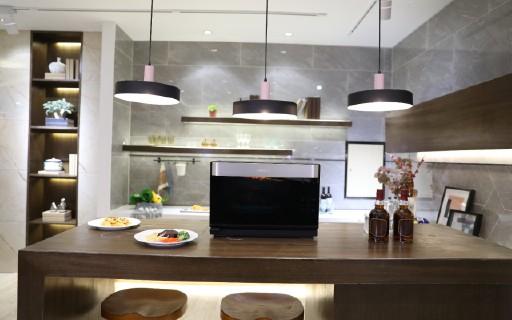 蒸烤箱还能这么玩!凯度X7台式蒸烤箱使用万博体育max下载!