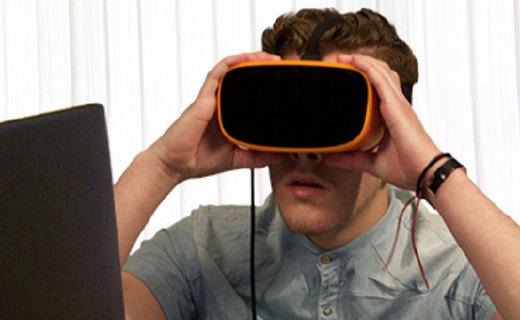 小鳥看看Neo VR一體機:驍龍820處理器不卡頓,2K超清顯示細膩