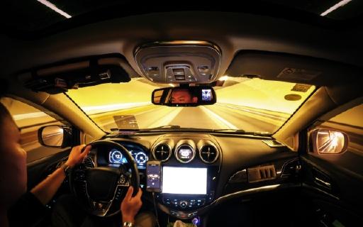 """""""你好,未来"""" - 百路达车载平视显示器体验感受"""