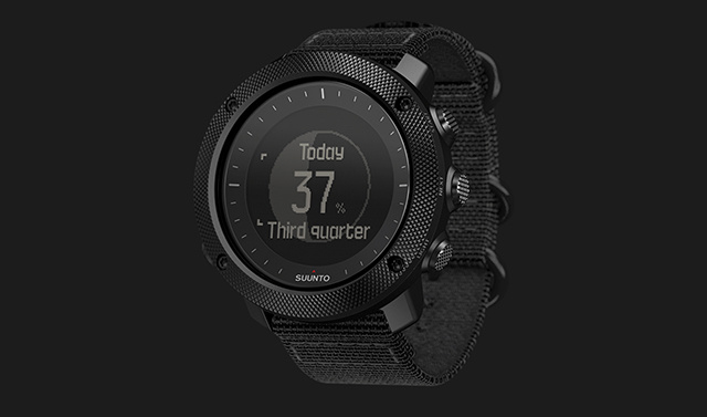 Suunto Traverse Alpha 腕表首发试用