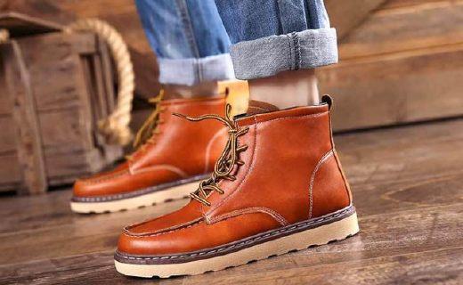 Red Wing短靴:簡潔設計潮流百搭,不易變形方便清潔