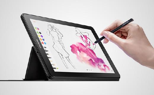 三星新款Tab A平板,配備S-Pen,還能打電話