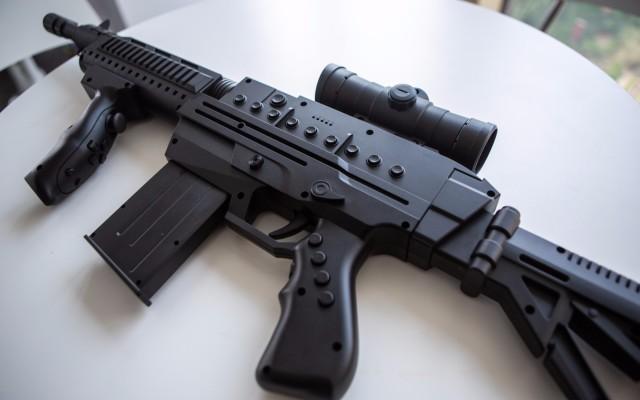 銳火體感游戲槍