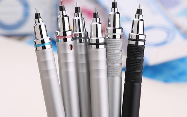 自動鉛筆橫評:哪一款讓你愛不釋手?