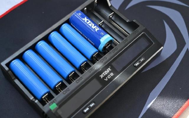 车库级的充电器,给充电锂电池带来4S服务|XTAR VC8锂电池万博体育max下载