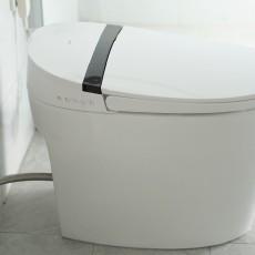 上完廁所抖一抖腿,自動沖水的希箭S4讓你體驗什么叫做智能馬桶