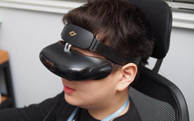 私人觀影神器|GOOVIS Pro藍光3D頭戴影院體驗
