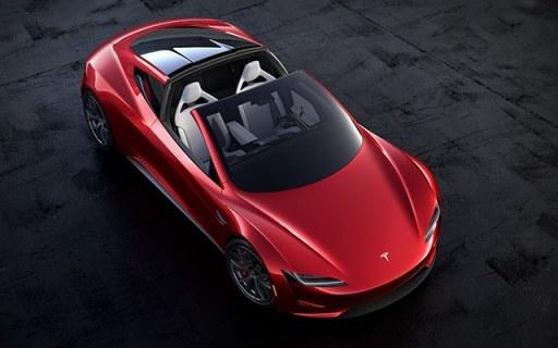 特斯拉發布史上最強跑車!百公里加速1.9s,續航1000公里