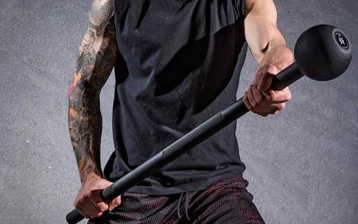 這個能防身還能練肌肉的錘子,真的和老羅沒關系