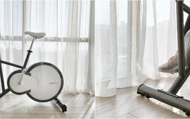 高性能與高顏值并存的動感健身車,在家也能高效做有氧