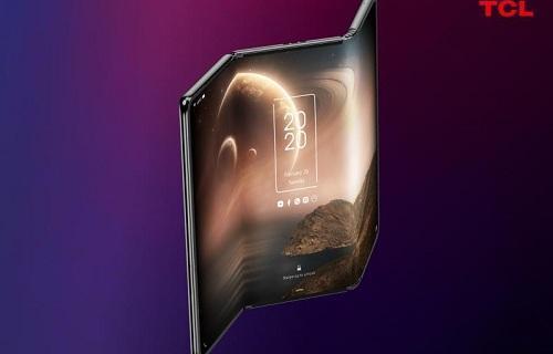 TCL展示兩款概念智能手機,預計將于2021年正式發布