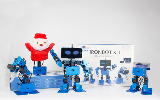IronBot機器人套件