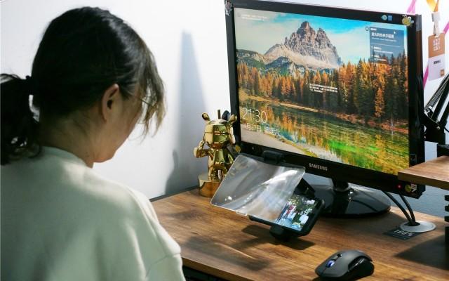 「超逸酷玩」拳霸?#32842;?#25918;大器增强视频游戏视觉体验感