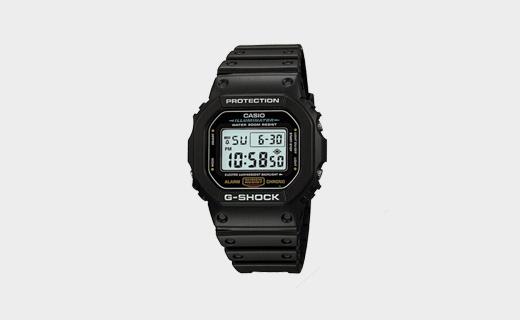 卡西欧运动手表:电子荧光照明,200m防水抗摔防震