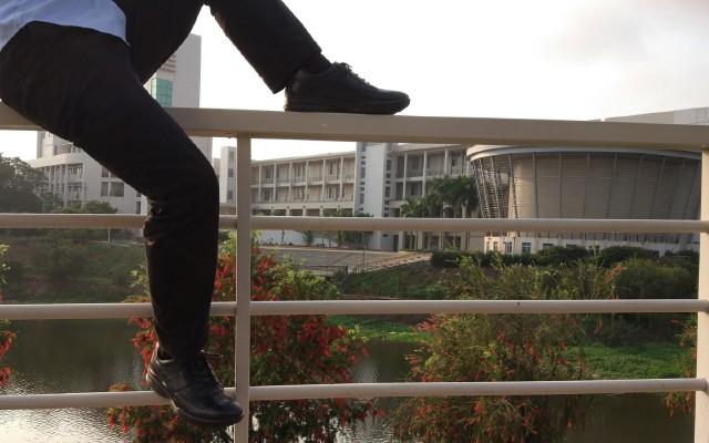 透气、耐磨,PU鞋底一体成型更耐用——七面一体成型缓震皮鞋