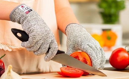 手殘黨必備防割手套,最鋒利的刀也割不破