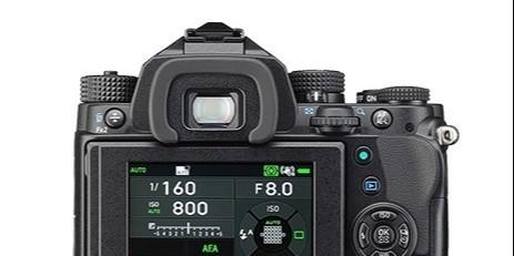「新东西」见所未见,理光推出红外版宾得KP IR相机