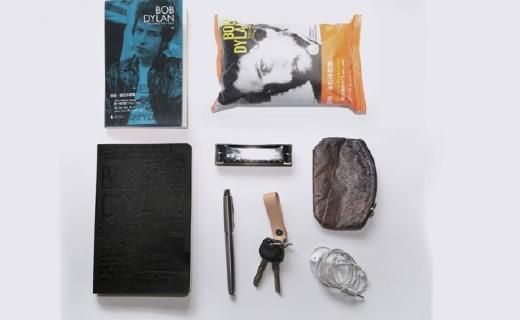 飛地迪倫手賬:燙金黑工藝圖案設計,PU皮封面方便攜帶