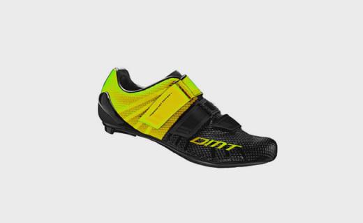 DMT R4騎行鎖鞋:碳纖維鞋底僅重265g,通風孔洞透氣性極佳