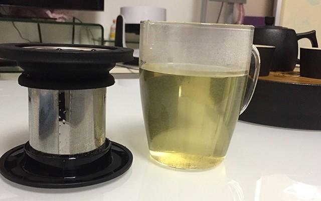丹麦PO茗茶杯--办公喝茶简单高效必备装备