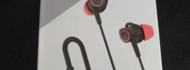 dyplay有线降噪耳机评测