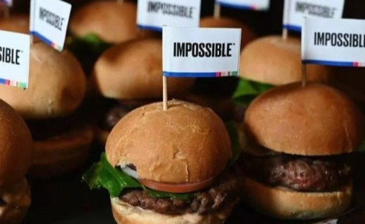 """「事儿?#25346;约?#20081;真!汉堡王将在美国全境开售""""人造肉汉堡"""""""
