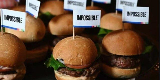 """「事儿?#25346;?#20551;乱真!汉堡王将在美国全境开售""""人造肉汉堡"""""""