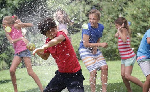 60秒充35個水氣球!有它,你就是水戰之神!