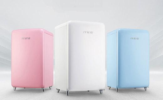 小吉兒童洗衣機冰箱套裝:靜音迷你精致可愛,單獨呵護寶寶生活