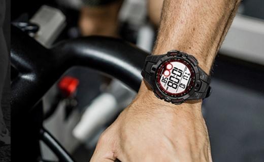 天美时T5K423运动手表:大品牌多功能,彰显独特气质