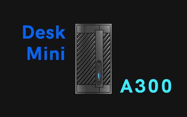 3000 元能裝出怎樣的電腦?DeskMini A300體驗