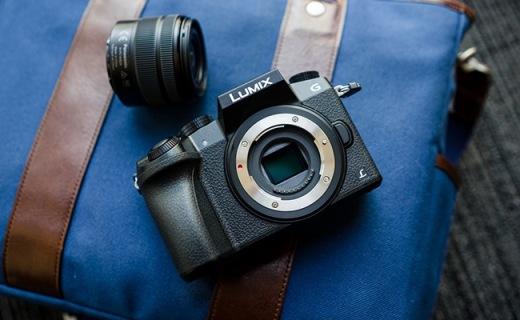 松下Lumix G7相機:8張/秒高速連拍,49點對焦支持4K拍攝