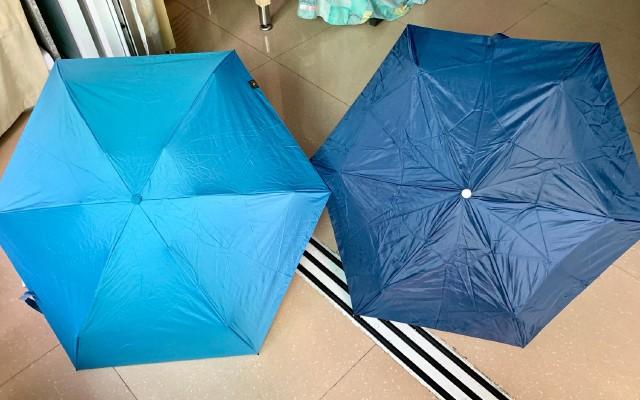 漢子EDC里的新成員——蕉下膠囊傘