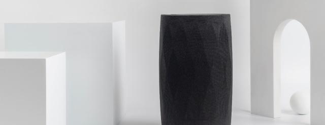 设计师的品质音箱:设计简约不简单,搭配高级整体和谐!