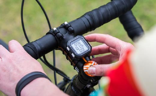 佳明新GPS碼表,數據全面有導航,輕松騎行!