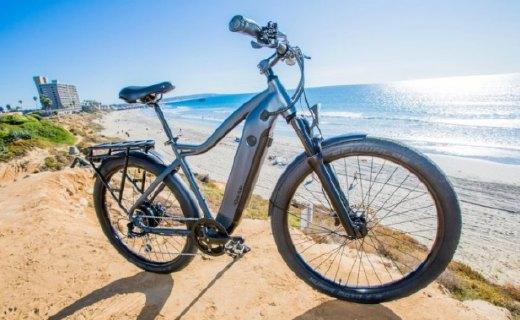 極簡設計!Ride1Up推出皮帶傳動電動自行車,售價7022元起