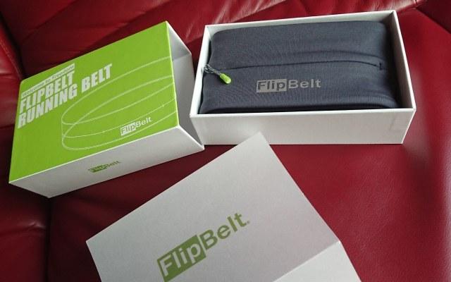出门跑步解放双手的FlipBelt腰包体验