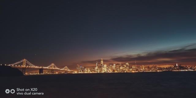 旧金山,你不在别处,在我念念不忘的回响中