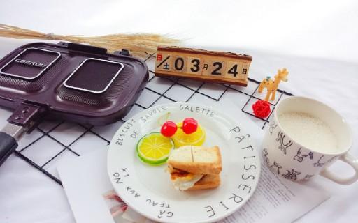 别再出去买早餐了,这样精致的早餐你也可以做出来