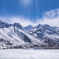 西藏自驾探界冰川:心有所畏,行有所止