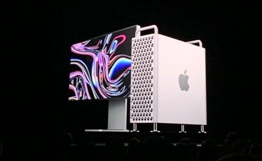 「新东西」Mac Pro发布:性能怪物成设计师新神器!就是价格太劝退...