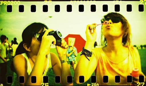 膠卷相機里的奇葩,全景相機里面的土炮