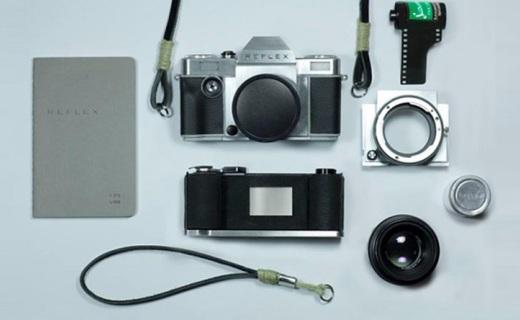 情懷滿滿,Reflex發布135膠片單反相機