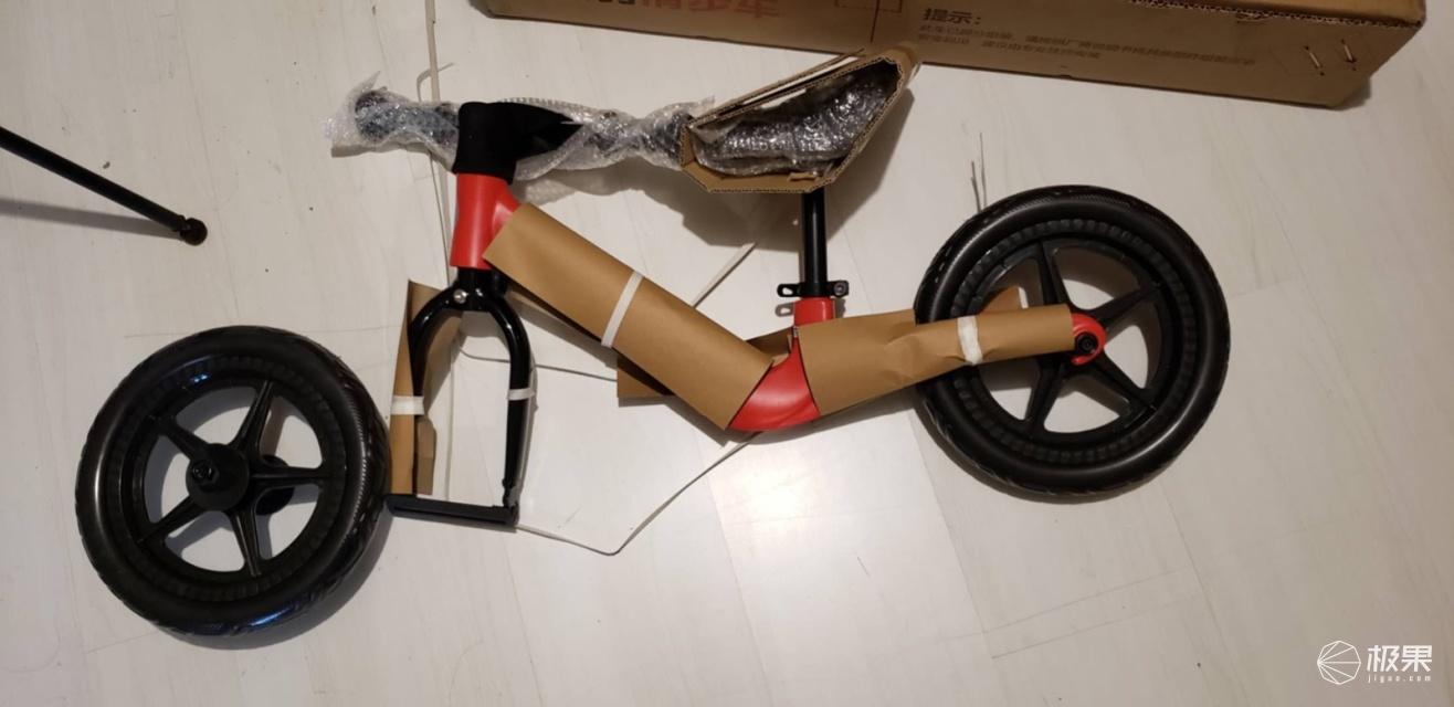 优贝儿童平衡车