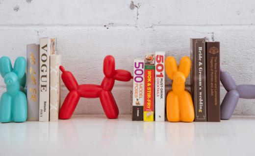 IMM Living小狗书档:树脂材质结实韧性,满满童年记忆