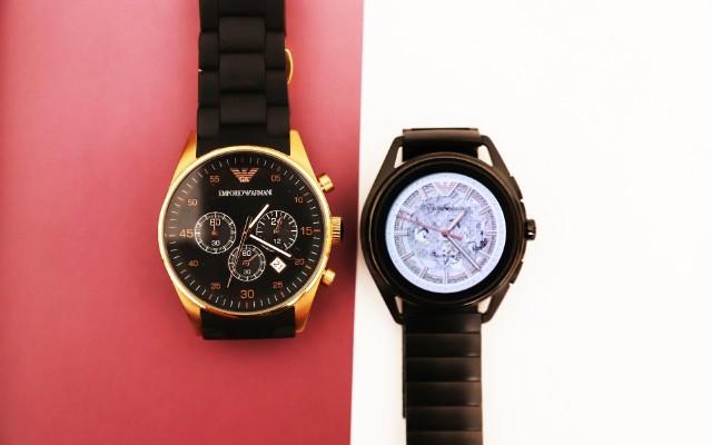 智能与时尚兼备,阿玛尼智能手表的新品是否值得入手?