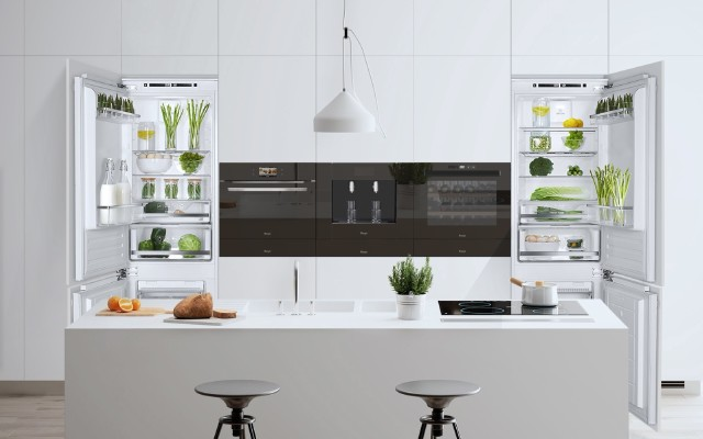 国外厨电都是嵌入式,微蒸烤一体机是鸡肋还是神器?